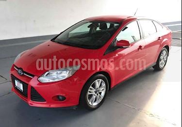 Foto venta Auto usado Ford Focus SE Aut (2014) color Rojo precio $135,000