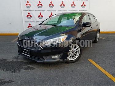 Foto Ford Focus SE Aut usado (2016) color Negro precio $208,000