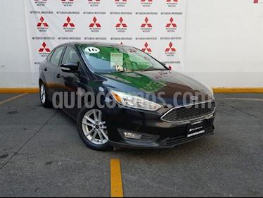 Foto venta Auto usado Ford Focus SE Aut (2016) color Negro precio $225,000