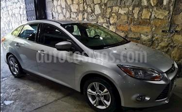 Foto venta Auto usado Ford Focus SE Aut (2012) color Plata precio $129,000