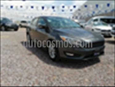 Foto venta Auto usado Ford Focus SE Aut (2016) color Gris precio $230,000