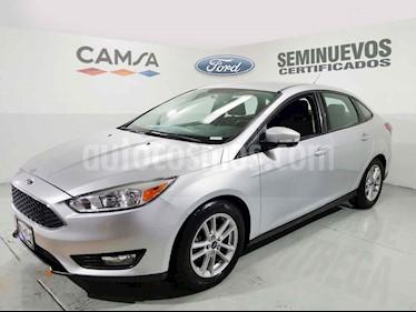 Ford Focus SE Aut usado (2016) color Plata precio $219,900