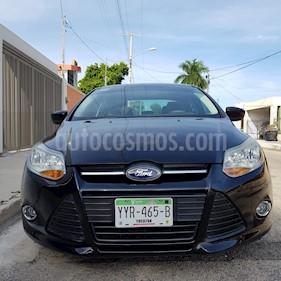 Ford Focus SE Aut usado (2012) color Negro precio $107,000