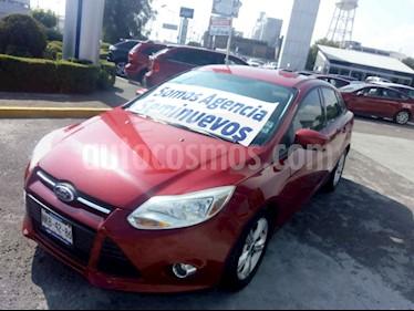 Foto Ford Focus SE Aut usado (2012) color Rojo precio $123,000