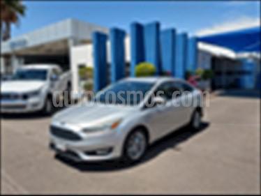 Foto venta Auto usado Ford Focus SE L4/2.0 AUT (2015) color Plata precio $176,000