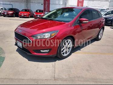 Foto venta Auto usado Ford Focus SE Luxury Aut (2016) color Rojo precio $220,000