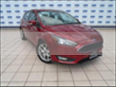 Foto venta Auto usado Ford Focus SE LUXURY TA 5 PTAS (2016) color Rojo precio $225,000