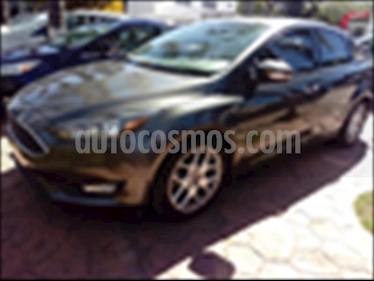 Ford Focus SE Luxury  usado (2016) color Gris Oscuro precio $260,000
