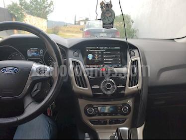 Foto venta Auto usado Ford Focus SE Plus Aut (2012) color Plata Estelar precio $135,000