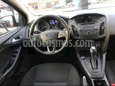 Foto venta Auto usado Ford Focus SE TA 4 PTAS (2015) color Blanco precio $179,500