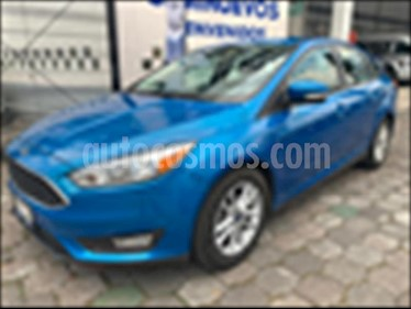 Foto venta Auto usado Ford Focus SE TA 4 PTAS (2016) color Azul Electrico precio $228,500