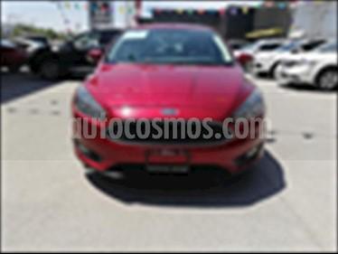 Ford Focus SE TA 4 PTAS usado (2016) color Rojo precio $215,000
