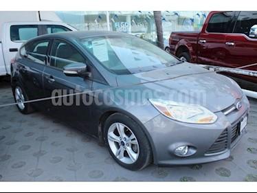 Foto venta Auto usado Ford Focus SE TA 5 PTAS (2014) color Gris Acero precio $170,000
