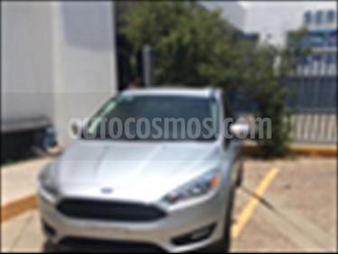 Foto venta Auto usado Ford Focus SE TM 4 PTAS (2017) color Plata precio $255,000