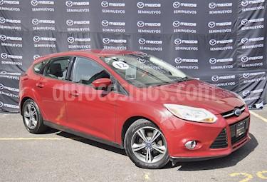 Foto venta Auto usado Ford Focus SE (2012) color Rojo precio $115,000