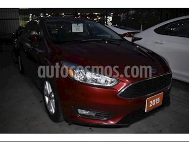 Foto venta Auto Seminuevo Ford Focus Sedan S 4-ptas AT (2015) color Rojo precio $185,000