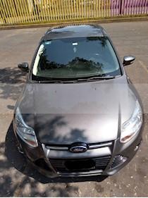 Ford Focus SEL Aut Plus usado (2012) color Gris precio $125,000