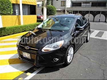 Foto venta Auto usado Ford Focus SEL Aut Plus (2012) color Negro precio $119,900