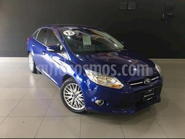 Foto venta Auto usado Ford Focus SEL Aut Plus (2012) color Azul Sonico precio $145,000