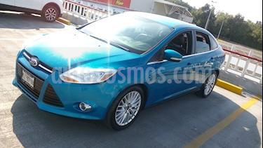 Foto venta Auto usado Ford Focus SEL Aut (2012) color Azul Brillante precio $115,000