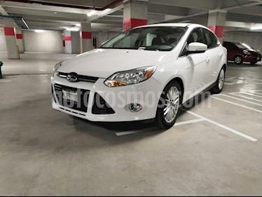 Foto venta Auto usado Ford Focus SEL Aut (2012) color Blanco precio $125,000