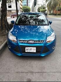 Ford Focus SEL Aut usado (2013) color Azul Brillante precio $133,000