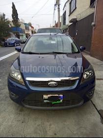 Foto venta Auto usado Ford Focus Sport Aut (2010) color Azul Electrico precio $89,000