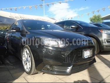 Foto venta Auto usado Ford Focus ST 5 PTAS (2014) color Negro precio $239,000