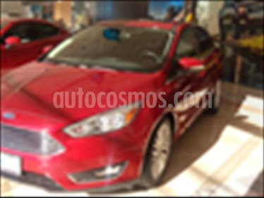 Foto venta Auto usado Ford Focus Titanium Aut (2016) color Rojo precio $259,000