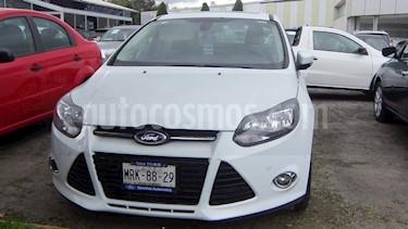 Foto venta Auto Seminuevo Ford Focus Titanium Aut (2014) color Blanco precio $180,000