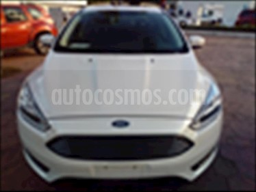 Foto venta Auto usado Ford Focus TITANUM 4 PTAS TA (2017) color Blanco precio $310,000