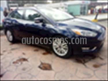 Foto venta Auto usado Ford Focus TITANUM 4 PTAS (2016) color Azul Marino precio $260,000