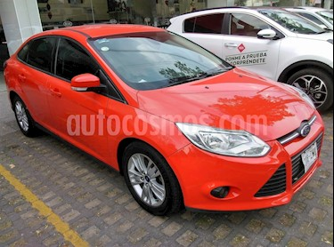 Foto venta Auto usado Ford Focus Trend Aut (2014) color Rojo Racing