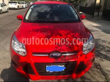 Ford Focus Trend Aut usado (2014) color Rojo Racing precio $160,000