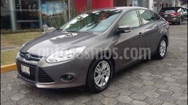 Foto venta Auto usado Ford Focus Trend Aut (2014) color Cafe precio $150,000