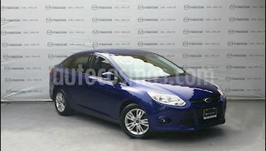 Foto venta Auto Seminuevo Ford Focus Trend Aut (2014) color Azul precio $180,000
