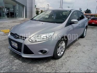 Foto venta Auto Seminuevo Ford Focus Trend Aut (2014) color Gris precio $150,000