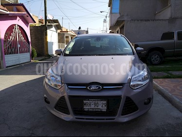 Ford Focus Trend Aut usado (2014) color Gris precio $127,000