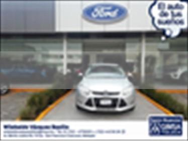 Ford Focus Trend Aut usado (2014) color Plata precio $140,000