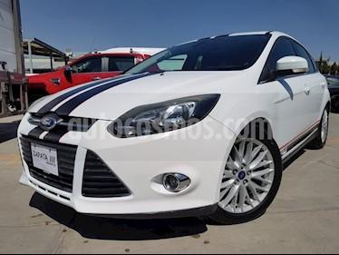 Foto venta Auto usado Ford Focus TREND SPORT 5-ptas (2014) color Blanco precio $169,000