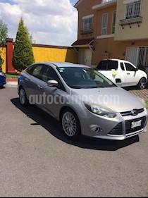 Ford Focus Trend Sport Aut usado (2014) color Plata precio $164,000