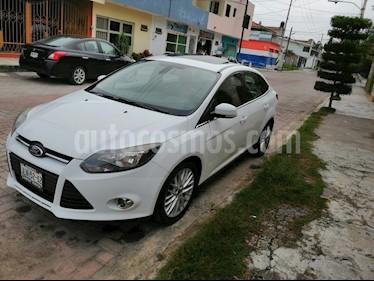 Ford Focus Trend Sport Aut usado (2014) color Blanco precio $132,000
