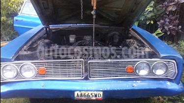 Foto venta carro Usado Ford ford maverick 1975 (1966) color Azul