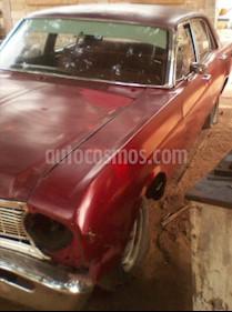 Foto venta carro usado Ford ford maverick maverick (1968) color Rojo precio u$s380