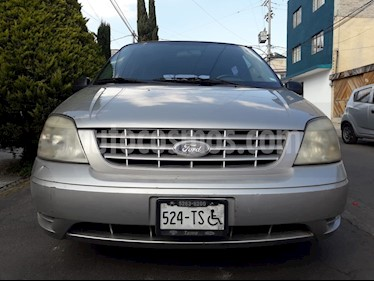 Foto venta Auto usado Ford Freestar LX Plus (2006) color Bronce precio $66,000