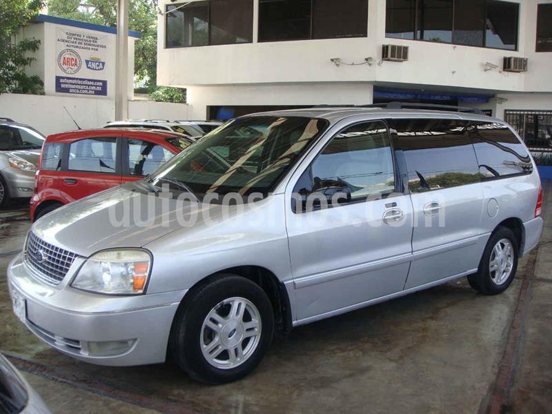 Ford Freestar SE usado (2007) color Plata precio $85,000
