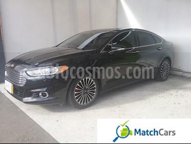 Foto venta Carro usado Ford Fusion 2.0L Titanium (2013) color Negro precio $40.990.000