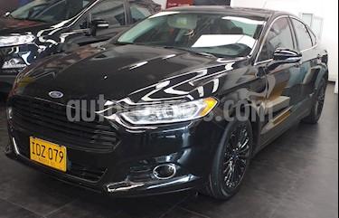 Foto Ford Fusion 2.0L Titanium usado (2014) color Negro precio $49.900.000