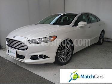 Foto venta Carro usado Ford Fusion 2.0L Titanium (2013) color Blanco precio $43.990.000