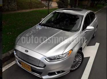 Foto venta Carro usado Ford Fusion 2.0L Titanium (2015) color Plata Puro precio $52.900.000